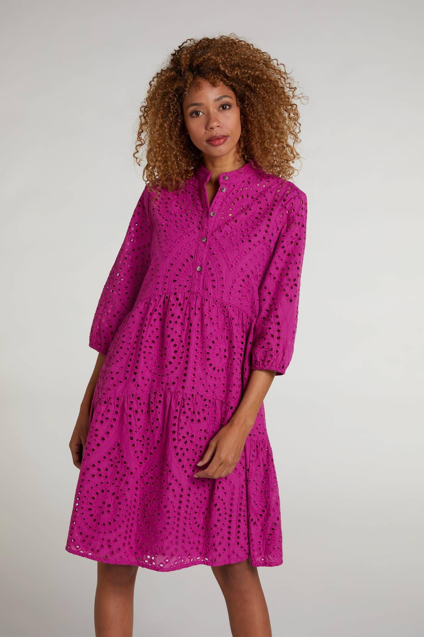 Oui Damen Kleid 9/9 Arm kaufen   engelhorn
