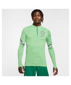 "Herren Shirt ""Nigeria Strike Soccer Drill Top"""