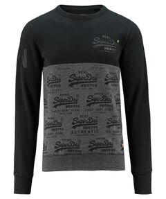 """Herren Sweatshirt """"Vintage Logo Neon Crew"""""""
