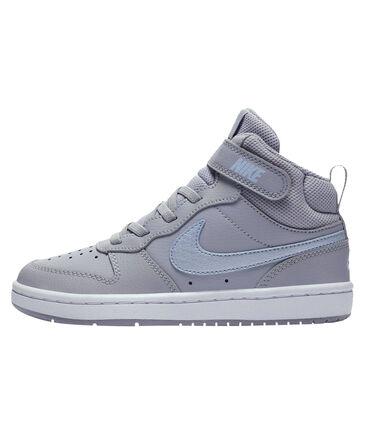 "Nike - Mädchen Kleinkind Mid-Cut-Sneaker ""Court Borough Mid 2"""