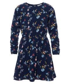 Mädchen Jerseykleid Langarm