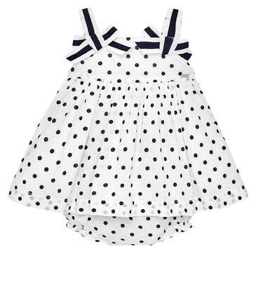 Mayoral Making Friends - Mädchen Baby-Set Kleid mit Höschen