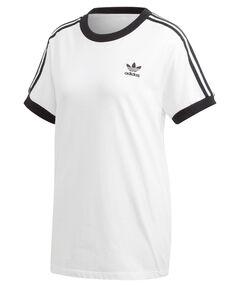 """Damen T-Shirt """"3 Stripes Tee"""""""