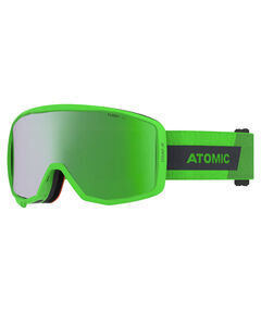 "Kinder Skibrille ""Count JR Cylindrical"" Green"