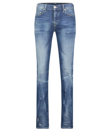 "True Religion - Herren Jeans ""Rocco"" Relaxed Skinny Fit"