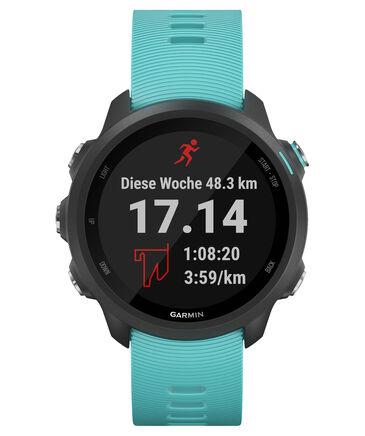 """Garmin - GPS-Laufuhr """"Forerunner 245 Music"""" blaues Armband"""