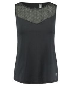 """Damen Tennisshirt """"Tabea"""" Ärmellos"""