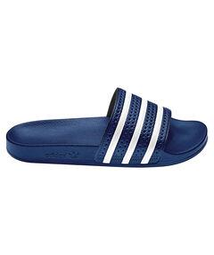 """Herren Badeschuhe """"Adilette blue"""""""