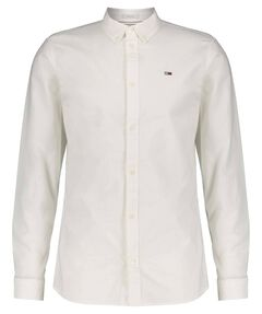 "Herren Hemd ""TJM Stretch Oxford Shirt"" Slim Fit Langarm"