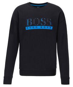 Herren Loungewear-Shirt Langarm