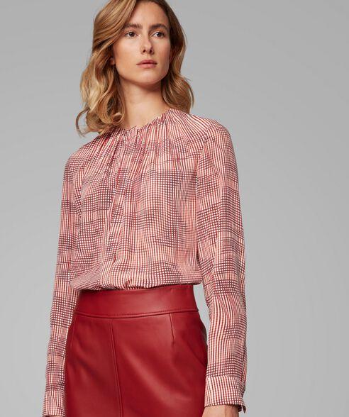 Outfit - Rot und Braun