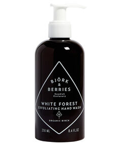 "entspr. 102 Euro/ 1.000ml - Inhalt: 250ml Seife ""White Forest Exfoliating"""