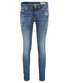 "Damen Jeans ""Slandy-Zip 069BJ"" Super Skinny Fit"