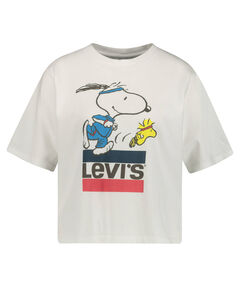 """Damen T-Shirt """"Graphic Boxy Tee Snoopy Torch"""""""
