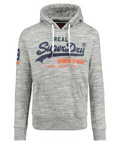 """Herren Sweatshirt """"Vintage Logo Tri Hood"""" mit Kapuze"""