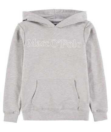 Marc O'Polo Junior - Jungen Sweatshirt mit Kapuze