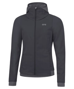 "Damen Laufjacke ""R3 Women Gore Windstopper Thermo Hoodie"""