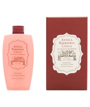 "Antica Barbieria Colla - entspr. 16,00Euro/100ml - Inhalt: 200ml Haarshampoo ""Uovo e Rum"""