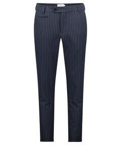 "Herren Hose ""Como Light Pint Stripe Suit Pants"" Slim Fit"