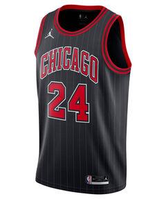 "Herren Basketballtrikot ""Lauri Markkanen Chicago Bulls Statement Edition 2020"""