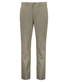 """Herren Chinohose """"Denton Printed Structure"""" Straight Fit"""