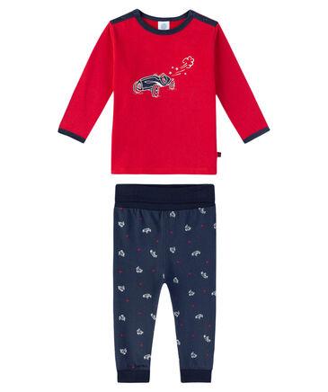 Sanetta - Jungen Baby Schlafanzug