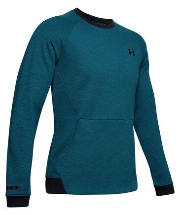 "Under Armour - Herren Sweatshirt ""UA Unstoppable Double Knit Crew"""