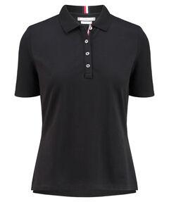 Damen Poloshirt Regular Fit Kurzarm
