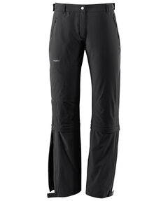 Damen Outdoorhose Wo Farley Stretch Capri T-Zip II