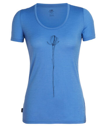 "Icebreaker - Damen T-Shirt ""Tech Lite Short Sleeve Scoop Solo"""