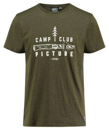 "Picture - Herren Shirt ""Camp Club"" Kurzarm"