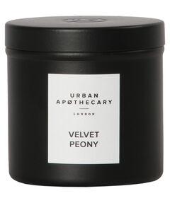 "entspr. 22,80 Euro/100 Gramm - Inhalt: 175 Gramm Duftkerze ""Velvet Peony"""