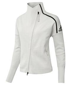 """Damen Sweatjacke """"Z.N.E. Heartracer Jacket Primeknit"""""""