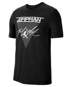 """Herren Basketball T-Shirt """"Jordan Jumpman Flight"""""""
