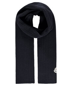 Herren Schal aus Wolle