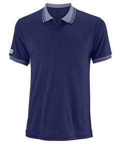 """Herren Tennisshirt """"Team Polo"""" Kurzarm"""