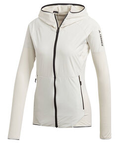 "Damen Fleecejacke mit Kapuze ""Terrex Skyclimb Fleece Jacket"""