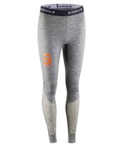"Damen Langlauf-Leggings ""Airnet Wool Pants"" aus Wolle"
