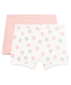 Mädchen Kleinkind Panties 2er-Pack