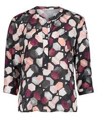 Damen Bluse mit 3/4-Arm