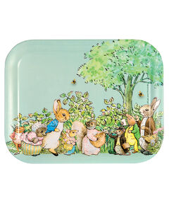 "Kinder Tablett ""Peter Hase"""