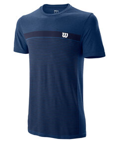 "Herren Tennisshirt ""Competition Seamless Crew"""