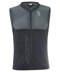 """Herren Protektoren-Weste """"Light Vest M's Actifit Plus"""" - black/iron grey"""