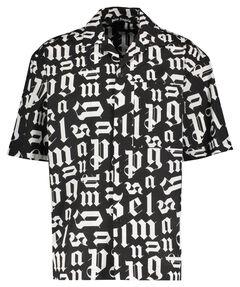 "Herren Hemd ""Broken Monogram Bowling Shirt"" Kurzarm"