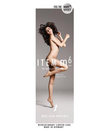 """ITEM m6 - Damen Kompressionskniestrümpfe """"Invisible"""""""