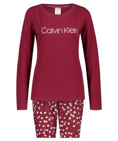Damen Pyjama Langarm