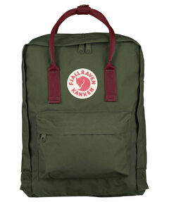 "Tages- und Wanderrucksack ""Kanken"" - Forest Green / Ox Red - 16 Liter"