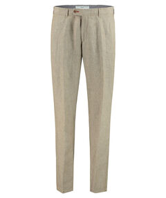 "Herren Leinen-Chinohose ""Evans"" Regular Fit"