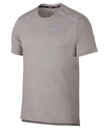 """Nike - Herren Laufshirt """"Breathe Rise"""" Kurzarm"""
