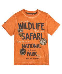 """Jungen Kleinkind T-Shirt """"Wildlife Safari Park"""" Kurzarm"""